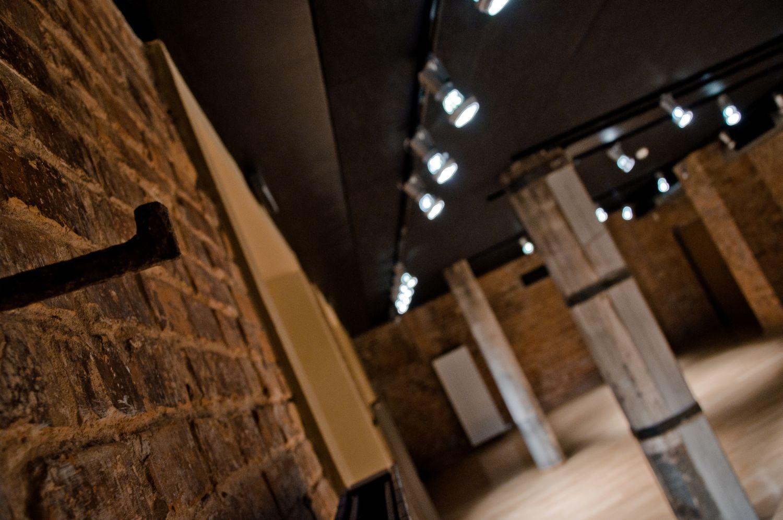 Theatre Studio, Collegium Maius AMU, Poznań, 2010, photo Maciej Zakrzewski