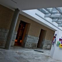 Entrance to the Theatre Studio, photo Maciej Zakrzewski