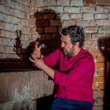 Tolgay Pekin (Turkey), 2015, photo Maciej Zakrzewski