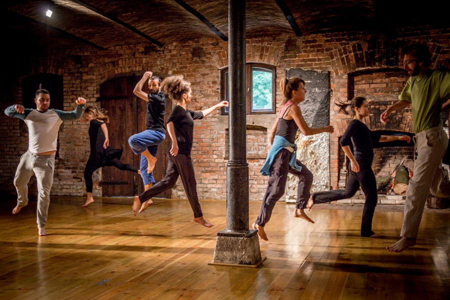 Rhythms led by Maciej Zakrzewski, ATIS 2015 SPARK, photo Grzegorz Ziółkowski