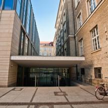 Entrance to the library hall, Collegium Maius, Kowalczyka street, photo Maciej Zakrzewski
