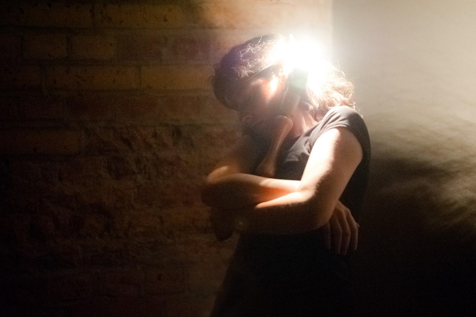 Niamh-Lynam Cotter, ATIS 2012 TRAP, photo Maciej Zakrzewski