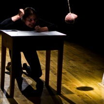 Narine Grigoryan (Armenia), ATELIER 2009 To the Light, photo Maciej Zakrzewski