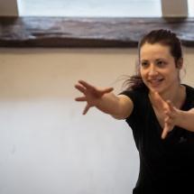 Marta Pautrzak (Poland), 2015, photo Maciej Zakrzewski